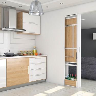 Bigfoot de Protek: Los muebles ocultos son la solución perfecta para crear espacios multifuncionales