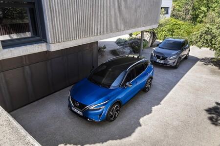 Nissan Qashqai 2021 Prueba Contacto 108