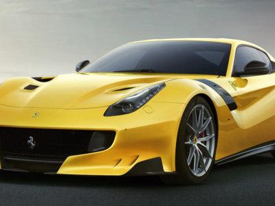"""Ferrari F12tdf: el F12 más """"hardcore"""" tiene 780 CV"""
