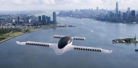 Lilium, el taxi volador eléctrico para 5 pasajeros completa su primer despegue vertical y promete su llegada comercial para 2025