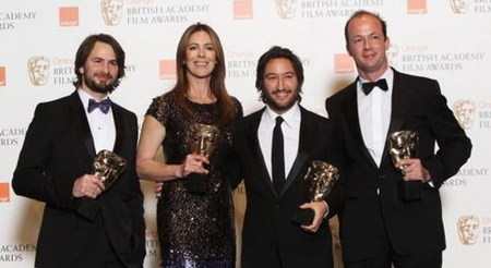 'En tierra hostil (The Hurt Locker)' arrasa en los BAFTA