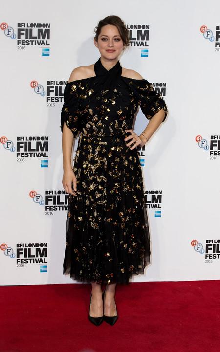 Marion Cotillard Con Dior Alta Costura