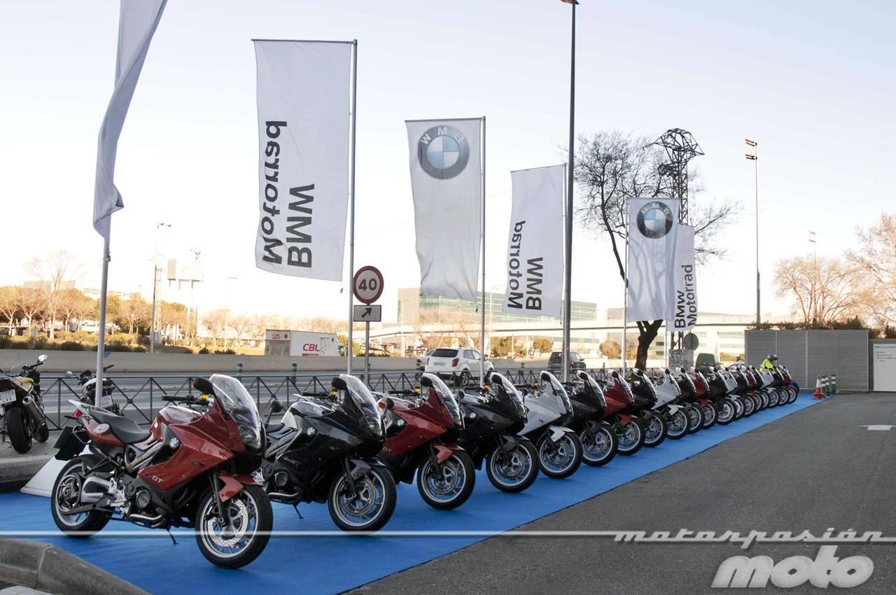 Foto de BMW F 800 GT, prueba (valoración, ficha técnica y galería) - Presentacion (1/15)