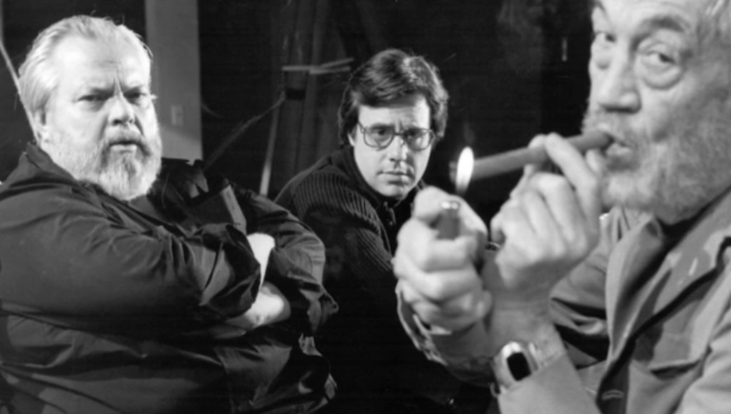 'Al otro lado del viento': el testamento cinematográfico de Orson Welles también es el de la era dorada del cine