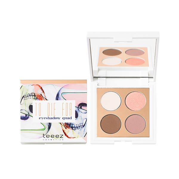 To Die For Eyeshadow Quad