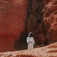 """""""Podemos crear una colonia en Marte con solo 110 personas"""": es el número mínimo de humanos necesarios para crear un asentamiento viable"""