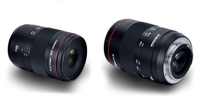 Yongnuo YN 60mm F2 MF Macro: el nuevo objetivo premium de la compañía china
