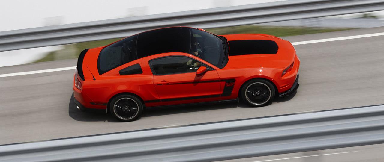 Foto de 2012 Ford Mustang Boss 302 (9/38)