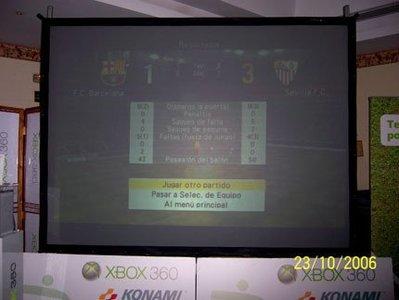 VidaExtra en la Experiencia 360: Pro Evolution Soccer 6