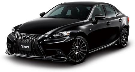TRD prepara el Lexus IS F-Sport