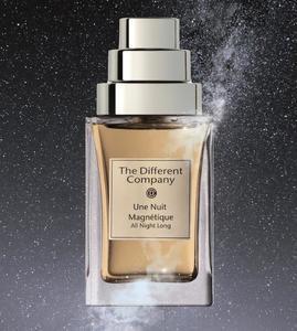 Une Nuit Magnétique, el último perfume de The Different Company