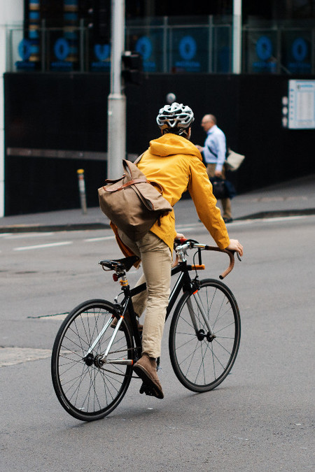 Bolso Messenger bicicleta