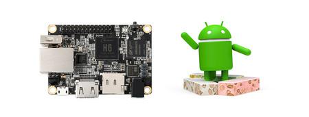 Orange Pi One Plus: el micro  PC capaz de correr Android 7.0 Nougat a resolución 4K