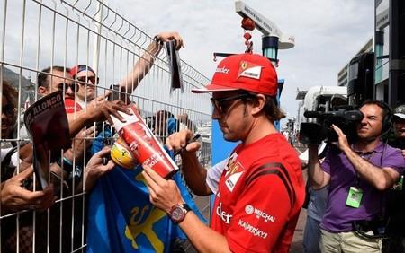 Fernando Alonso será el encargado de dar el banderazo de salida en las 24 Horas de Le Mans