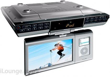 Philips te lleva el iPod a la cocina