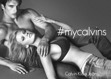Calvin Klein nos desvela todas sus campañas Otoño-Invierno 2014/2015