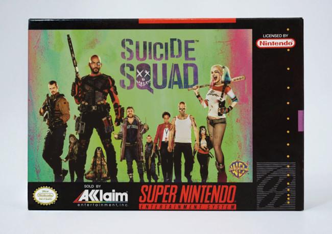 Snes Suicide Squad