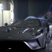 Video: Así perfeccionan la aerodinámica del nuevo Ford GT, cada parte tiene una función