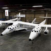 Éste es el vídeo de la prueba de la nueva nave espacial de Virgin Galactic