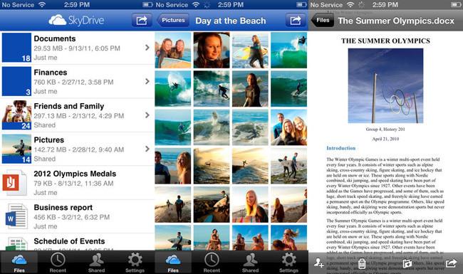 Nube en iOS - 3