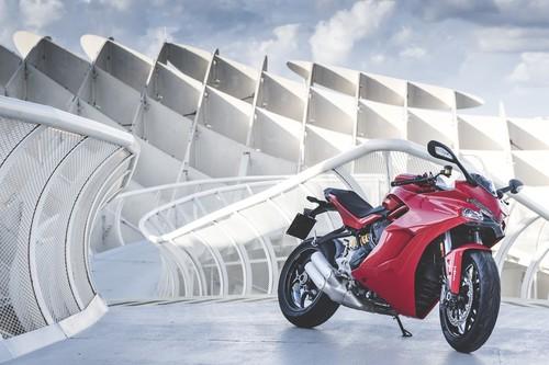 Por fin hemos conocido a la Ducati Supersport, una belleza para enamorarte y disfrutar
