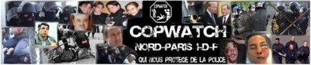 Una corte francesa bloquea una web que muestra policías violentos