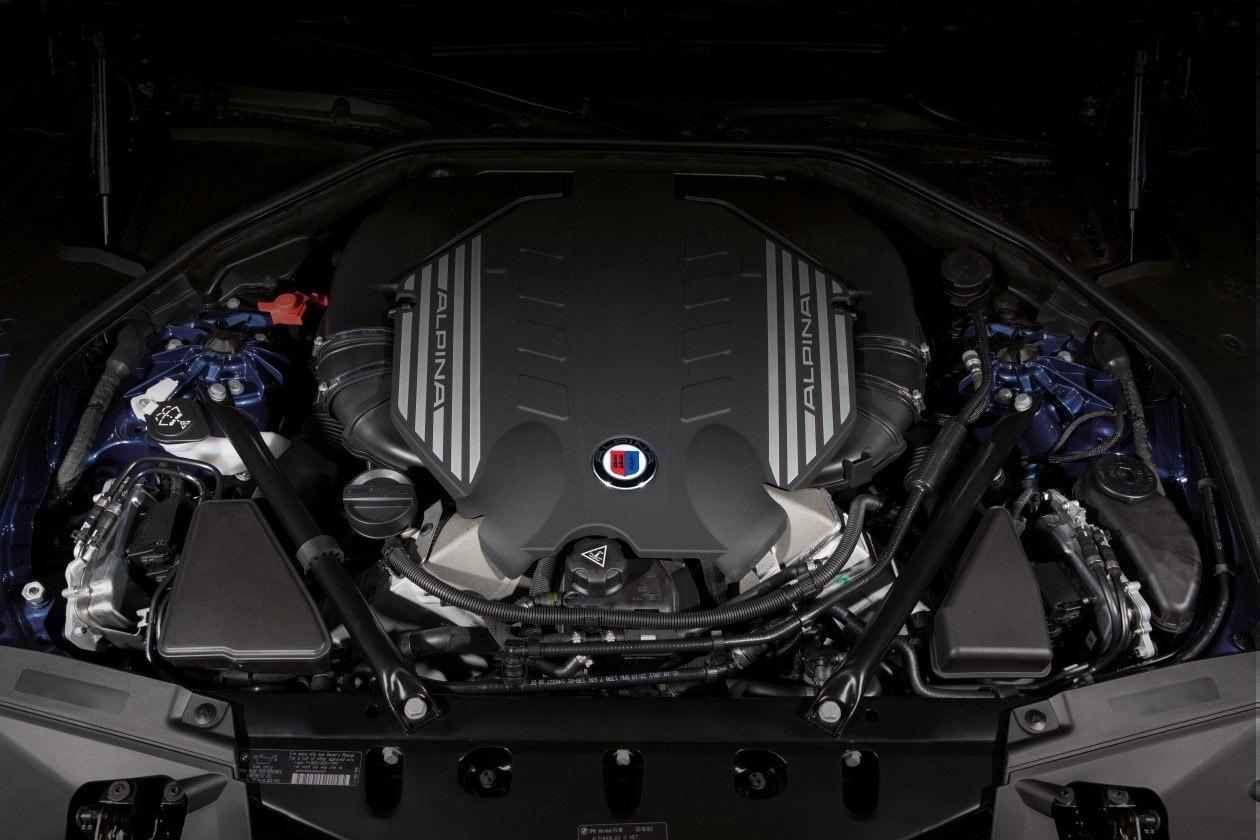 Foto de BMW Alpina B7 2013 (7/7)