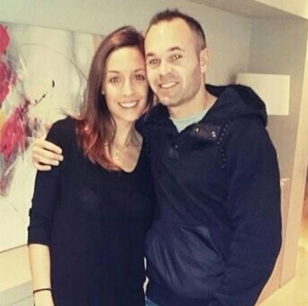 Iniesta y Anna Ortíz pierden el bebé que esperaban