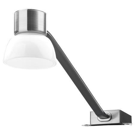Lindshult Led Cabinet Lighting Nickel Plated 0244532 Pe383617 S5