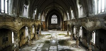 The Haunting Beauty of Abandoned Places