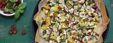 Las mejores recetas de verduras fresquitas para quien esté a dieta y quien no (porque están deliciosas)