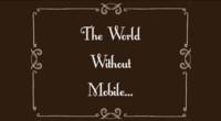 Un mundo sin móviles