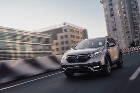 Honda CR-V 2020: Precios, versiones y equipamiento en México