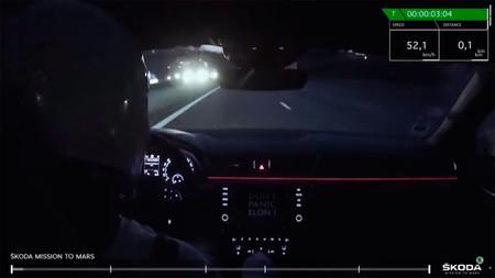 El Skoda Superb llega a Marte en un anuncio en forma de parodia