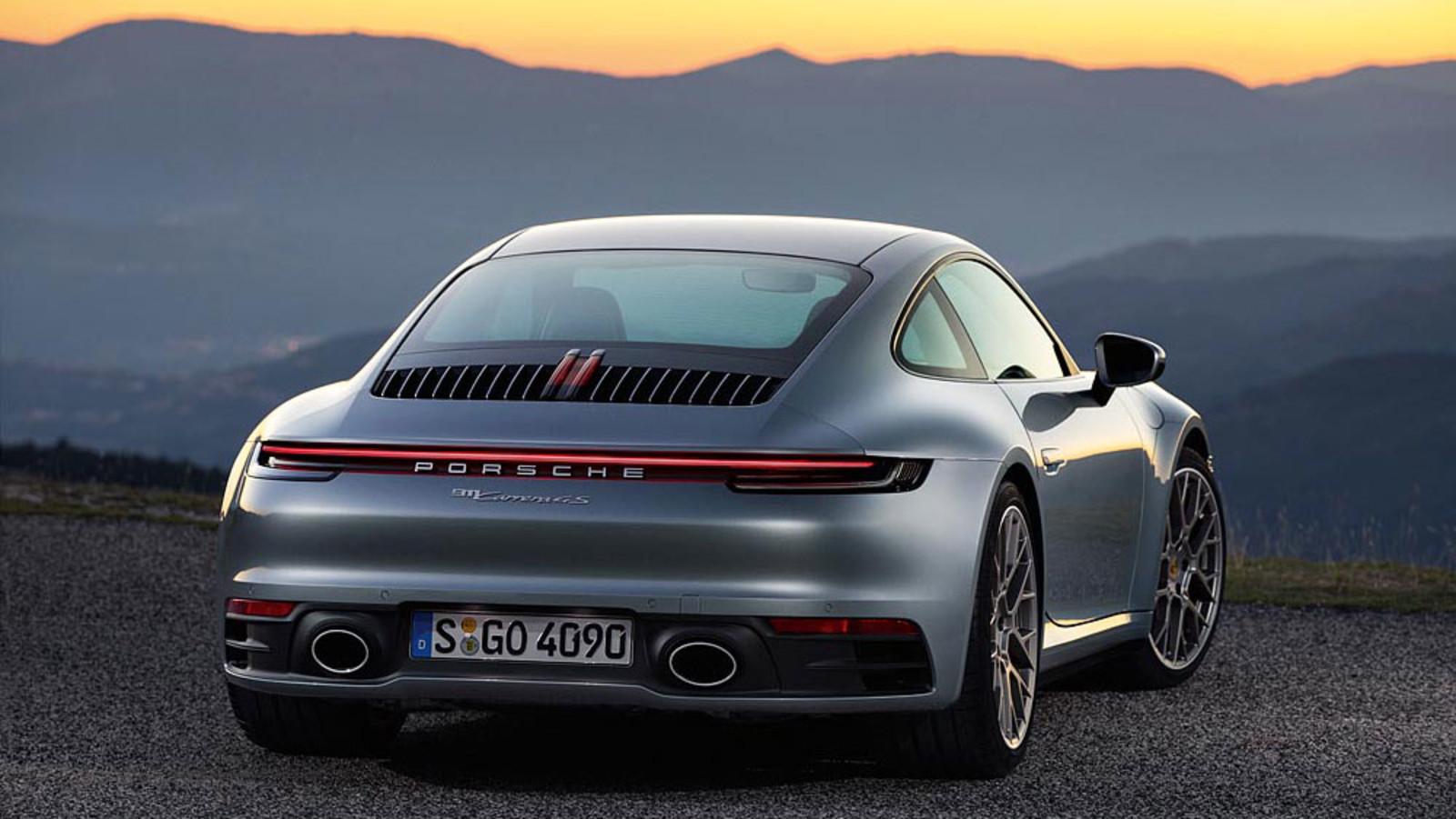 Foto de Porsche 911 (992) 2019 (1/23)