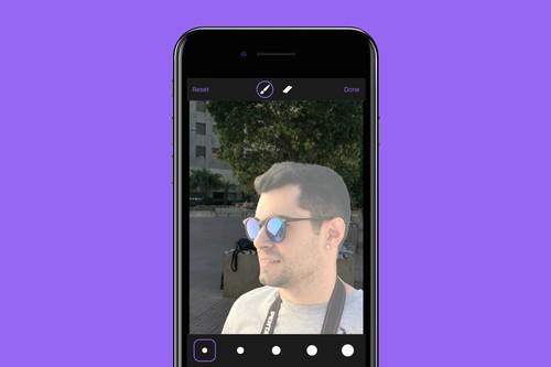 Con esta app puedes imitar el modo retrato en cualquier iPhone