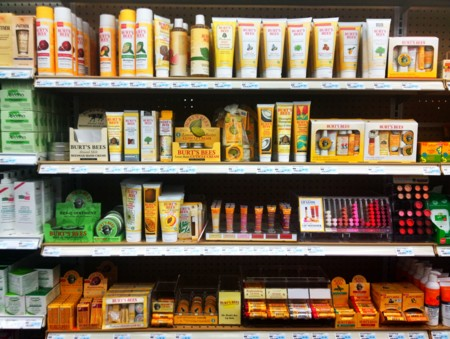 Burt S Bees Products Sep 2012