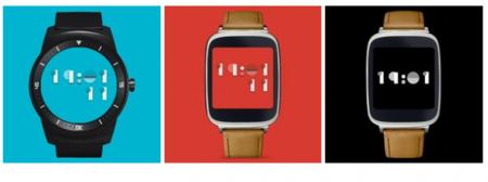 Personaliza la cara de tu smartwatch con los diseños del IO 2015
