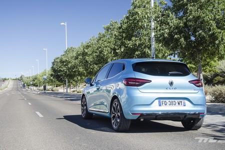 Renault Clio E Tech 2020 Prueba