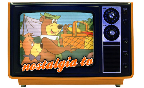 'El oso Yogui', Nostalgia TV