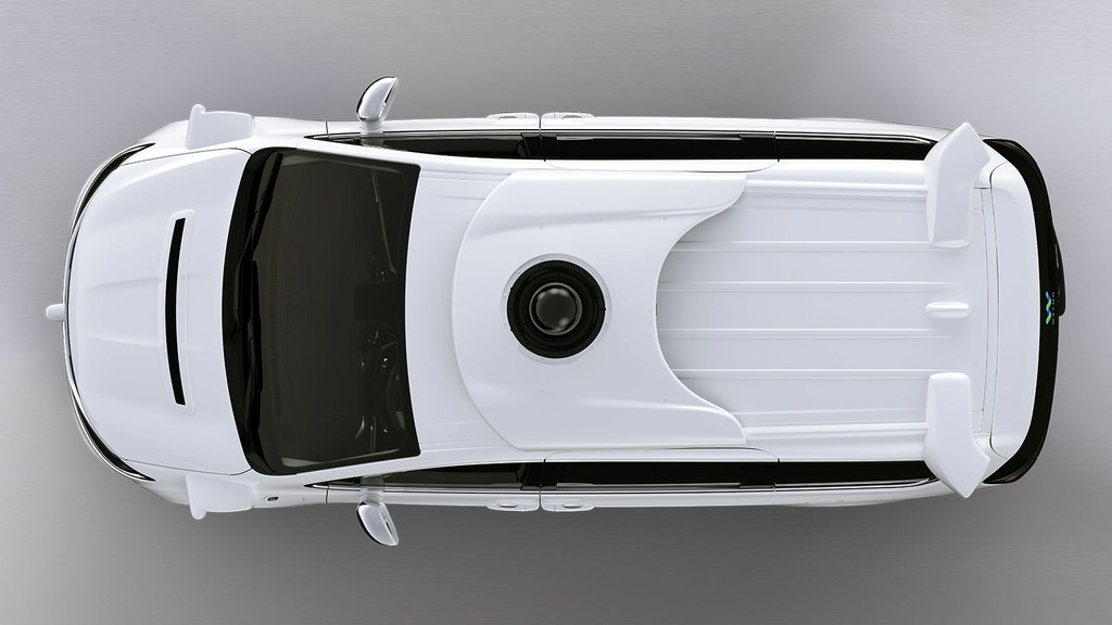 Waymo Fca Fully Self Driving Chrysler(automóvil) Pacifica Hybrid 6