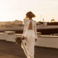La primera colección de vestidos de novia de Intropia es ideal
