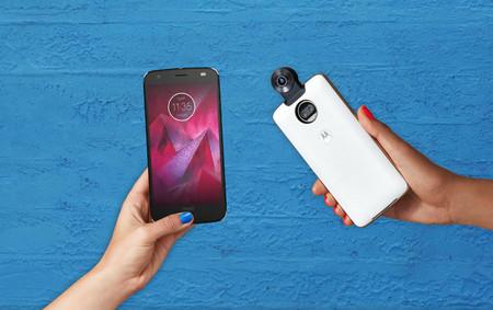 Moto Z2 Force: el nuevo buque insignia de Motorola estrena doble cámara y Mod de 360 grados