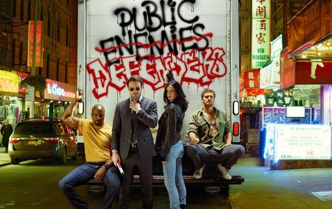 The Defenders 01