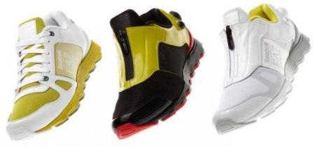 Emporio Armani diseña zapatillas para Reebok