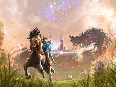 The Legend of Zelda: Breath of the Wild y Ocarina of Time 3D recibirán unas ediciones muy especiales durante el Black Friday