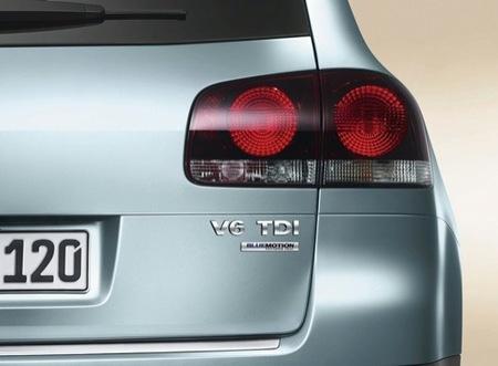 Volkswagen Touareg TDI Bluemotion