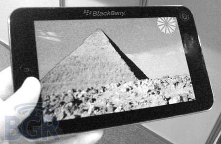 BlackPad, nuevos rumores sobre la tableta táctil de RIM