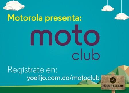 MotoClub un espacio privilegiado para los fans de Motorola