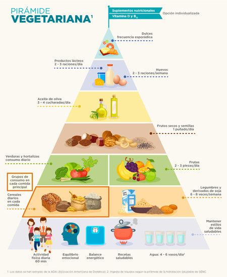 Visual Piramide Nutricional